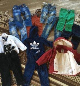 Продам вещи и Обувь на мальчика и девочку