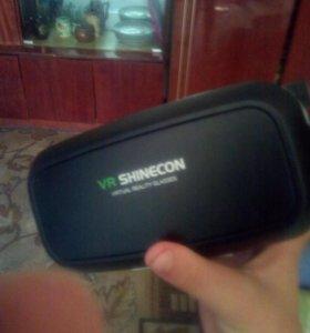 VR.SHINICON-очки виртуальной реальности