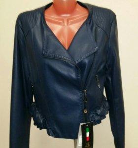 Куртка кожанная женская (искожа)