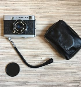 Пленочный фотоаппарат Чайка 2