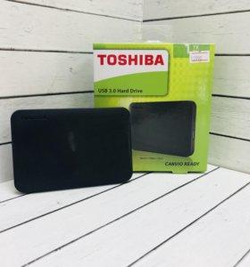 Жесткий диск TOSHIBA 1 TB USB 3.0