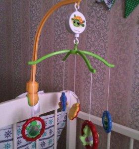 Мобиль карусель детская Canpol