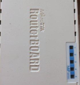 MikroTik RB951Ui-2nD роутер