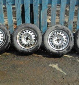 Bridgestone blizzak 195/65R15