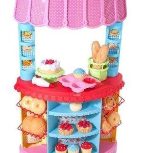 Игрушечная кухня (детская кондитерская игровая)