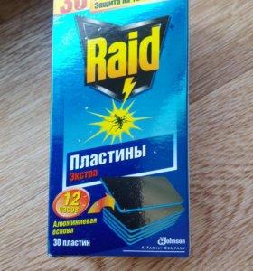 Пластины от комаров (упаковка 30 шт.)