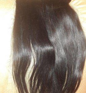 Накладка на волосы