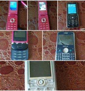 Телефоны,обмен.срочно...