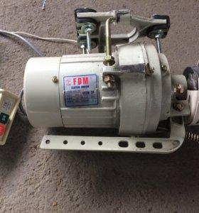 Электродвигатель (мотор)