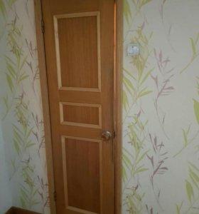 Двери на двухкомнатную квартиру