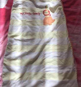 Детский спальный мешок Mathercare