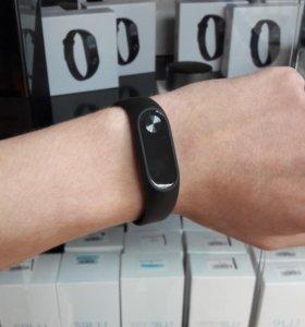 Фитнес браслет Xiaomi mi band 2 Новый, Магазин