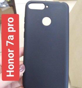 Накладка honor 7a pro