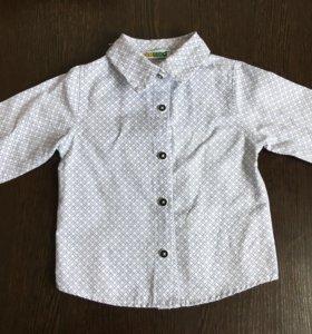 Рубашка и штаны на мальчика
