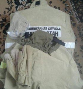 Боевая одежда пожарного (БОП)