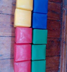 Продам детские кубики