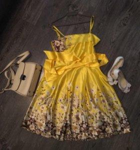 Платье летнее Новое!