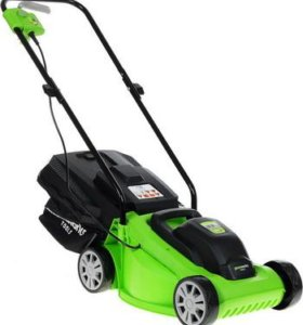 газонокосилка GreenWorks GLM1232