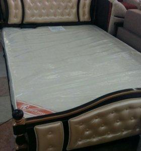 Кровать+матрас