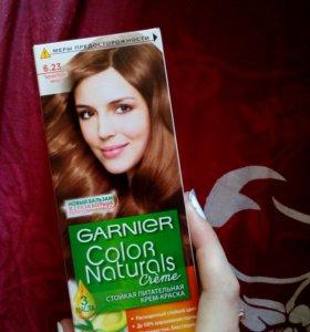 Краска для волос GARNIER(перламутровый миндаль)