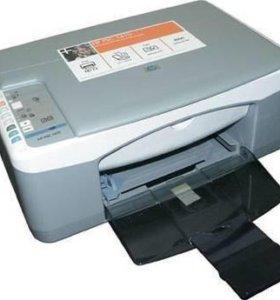 Принтер, сканер, копир HP 1410
