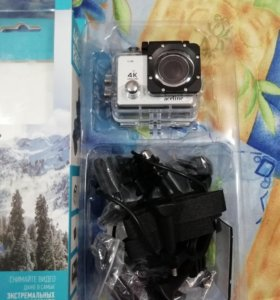 Экшн камера (новая)