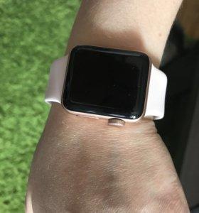Apple Watch S3 38mm PinkSand Band