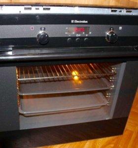 Германская духовка Electrolux EOB64100K доставлю