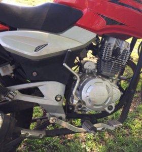 Мотоцикл ЗВЕРЬ