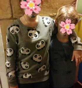 Тостовка с пандами