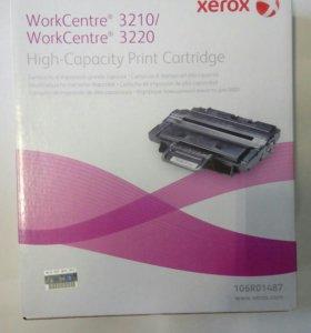 Картридж xerox WorkCentre 3210/3220(новый)