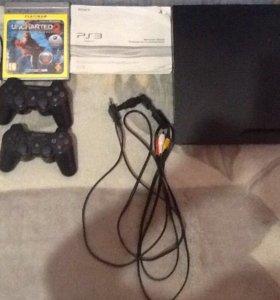 Продаю PS3 в хорошем состоянии