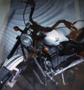 Мотоцикл DESERT RAVEN DD 350 E 2015года