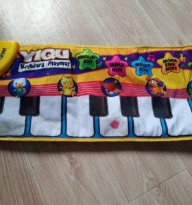 Музыкальный коврик