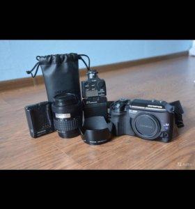 Фотоаппарат Olympus E300