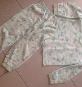 Пижама для мальчика 104 см
