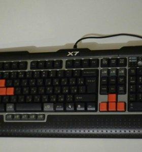 Клавиатура A4TECH X7 G800V