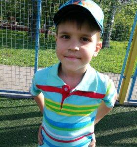 Тренировка по футболу для детей