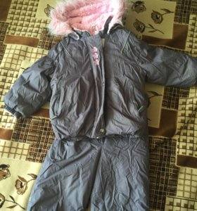 Зимний детский комплект Kerry