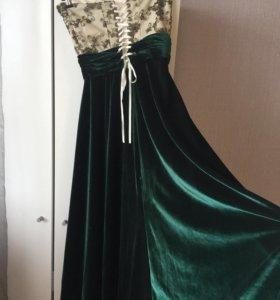 Платье для фотосьемок (беременным можно)