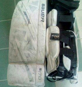 Форма хоккейного вратаря