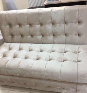 Новый диван с ящиком для хранения