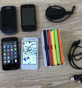 Б/У телефоны и на запчасти