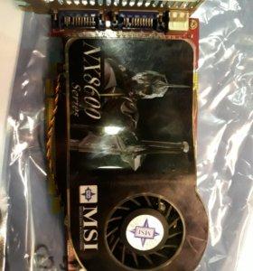 Видеокарта MSI GeForce NX 8600 GTS 256Mb