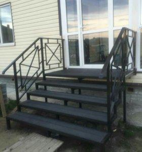 Лестницы всех видов