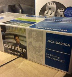 Картридж NV Print SCX-D4200A