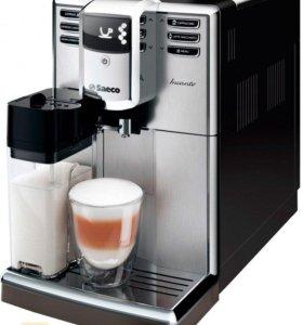 Кофемашина Saeco Incanto HD 8918/09