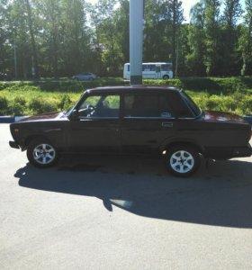ВАЗ (Lada) 2107, 2007