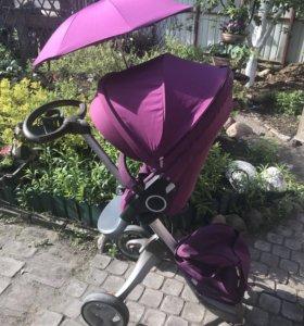 Продам колясочку Dsland  Xplory V5 2в1