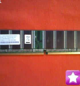 Оперативная память *twinmos DDR-dimm 512Mb*